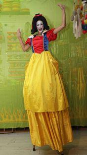 שלגיה הנסיכה מהאגדות